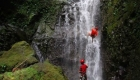 Abseiling / canyoning